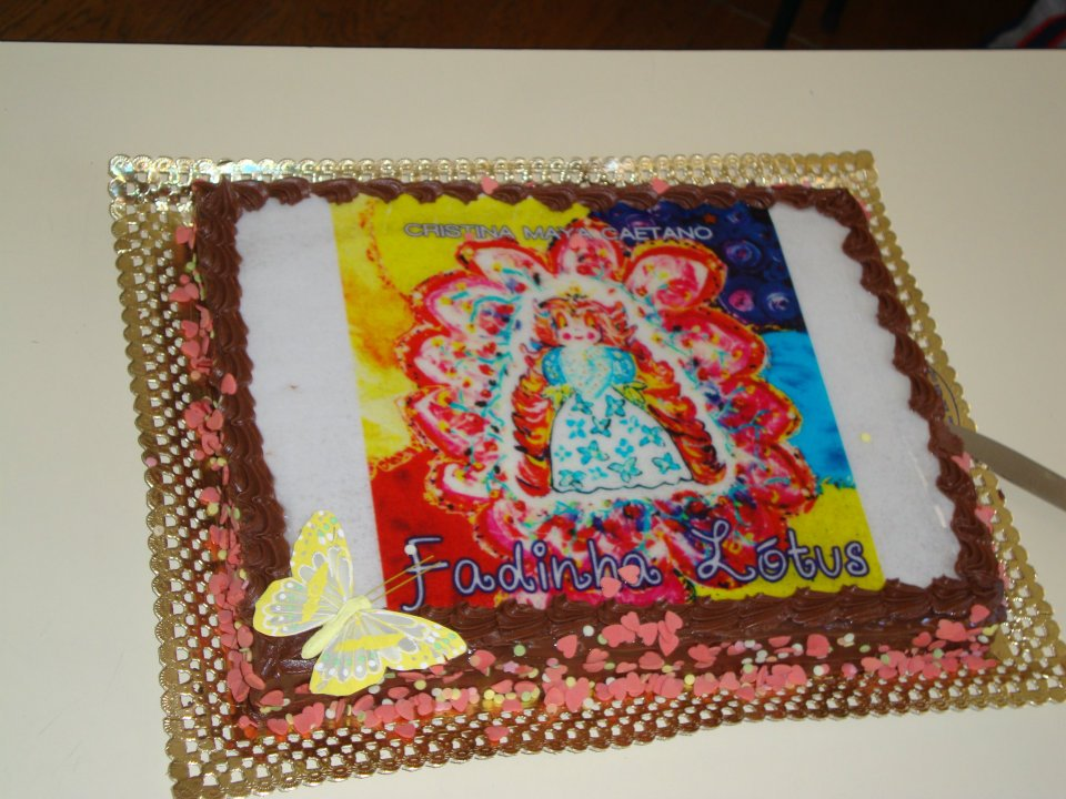 Little Fairy Lotus birthday cake - I. The Search