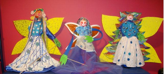 Little Lotus Fairy Dolls