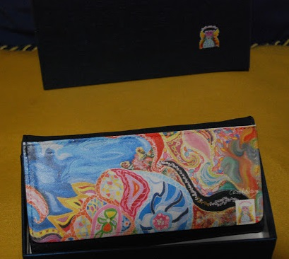 Women's Wallet from the collection of Little Fairy Lotus