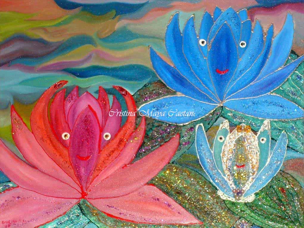 The little fairy lotus – 1. The search